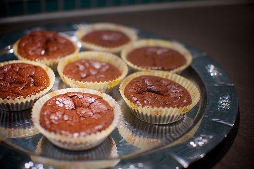 Chokladmuffins med vanilj - LCHF   Leva med LCHF
