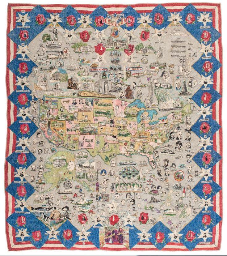 The History of America byCamille Nixdorf Phelan (Oklahoma, 1882-1946)