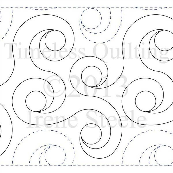 1000 Images About Longarm All Over Design
