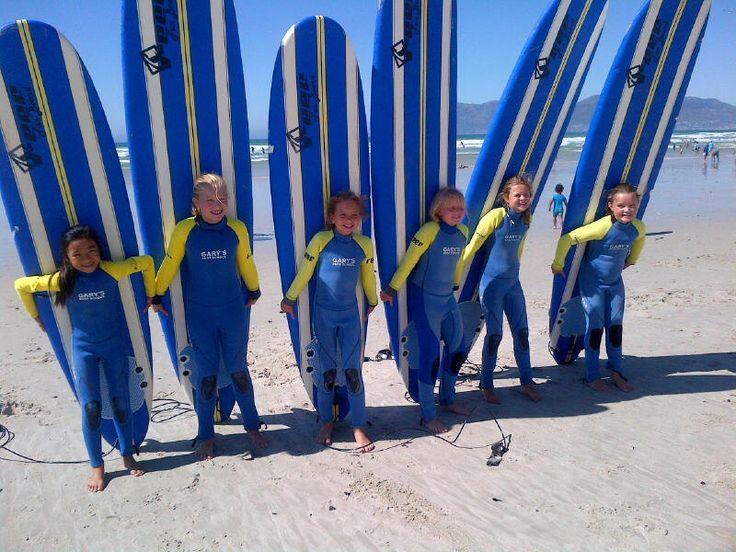 Gary's Surf School - Muizenberg
