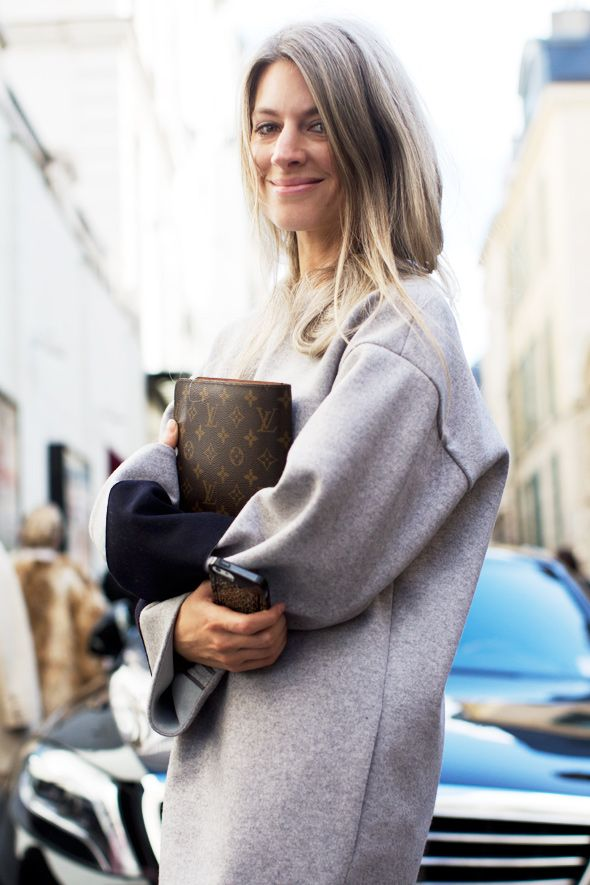 On The Street….Last Day of Fashion Week, Paris - The Sartorialist