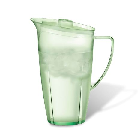 Dzbanek 1,7 l - GRAND CRU OUTDOOR spring-green - DECO Salon. Pitcher perfect for all kinds of picnics, barbecues and parties #forhome #rosendahl #kitchenaccessories #water