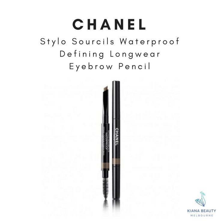 CHANEL Style Sourcils Waterproof - Defining Longwear Eyebrow Pencil Define, colour, blend, and groom brows. Buy online CHANEL makeup from Australian stockist with FREE SHIPPING over $50, Afterpay available.