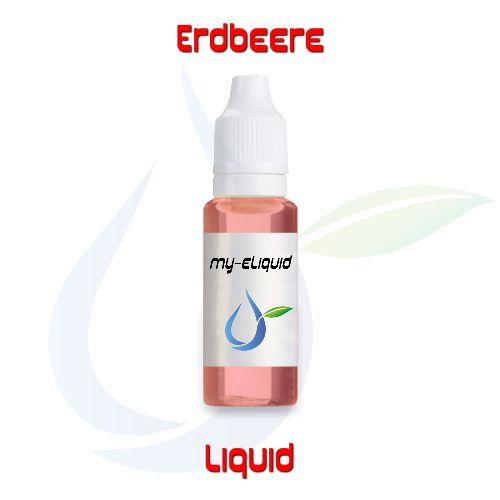 Erdbeere Liquid | My-eLiquid E-Zigaretten Shop | München Sendling