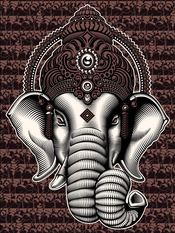Ganesha; Remover of Obstacles from Cryptik