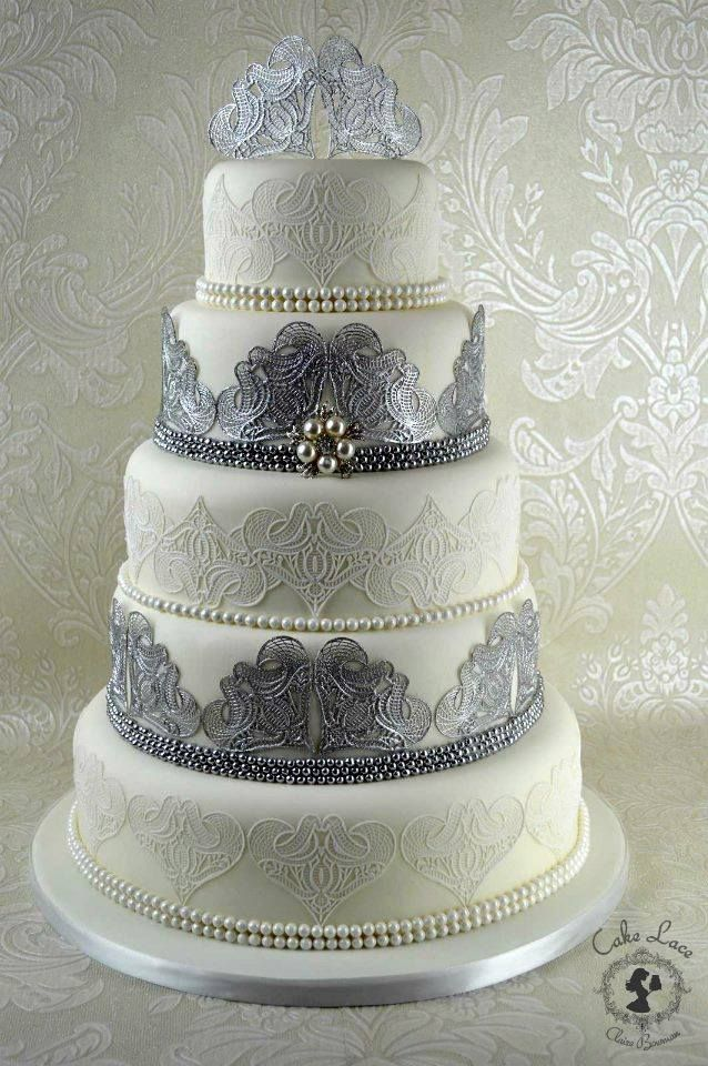17 best images about cake design using sugar lace on pinterest lace cakes corsage wedding and. Black Bedroom Furniture Sets. Home Design Ideas