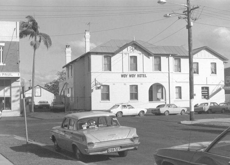 Woy Woy hotel 1977