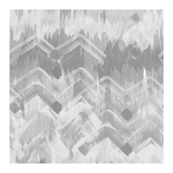 17 Patterns Brushed Herringbone Wallpaper ($230) ❤ liked on Polyvore featuring home, home decor, wallpaper, gray pattern wallpaper, grey wallpaper, gray textured wallpaper, grey chevron wallpaper and white metallic wallpaper