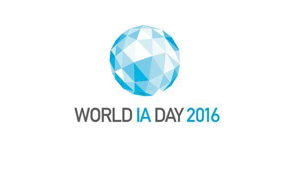 Día Mundial de la Arquitectura de la Información - Convención y Exposiciones  Día Mundial de la Arquitectura de la Información Declarado de interés municipal por la Ciudad de Mendoza  El World IA Day es una celebració... http://sientemendoza.com/events/dia-mundial-de-la-arquitectura-de-la-informacion-convencion-y-exposiciones/