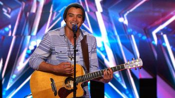 Miguel Dakota brings an emotional cover to the Judgment Week stage.