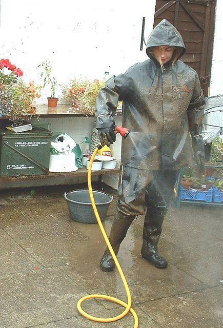 Raincoat Rainpants