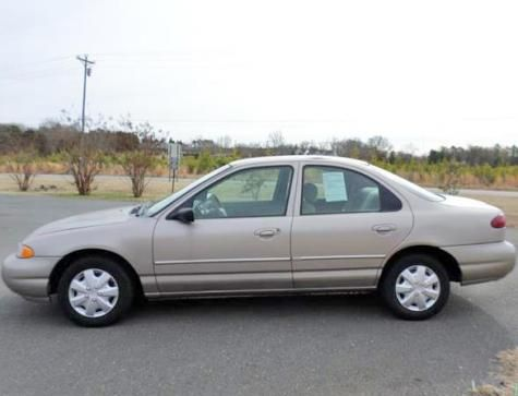 1997 Ford Contour GL sedan for sale under $2000 in South Carolina near Columbia and Rock Hill