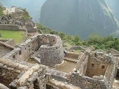 Templo del Sol - Macchu Picchu - Cuzco - Peru