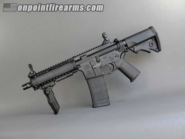 Can The Compact Rifle Fire From A Car