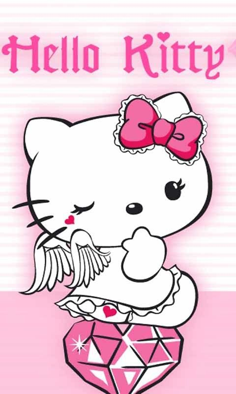 Hello Kitty Wallpaper Android - WallpaperSafari