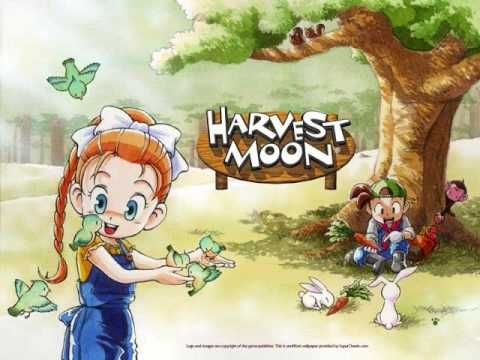 harvest moon boy and girl iso direct