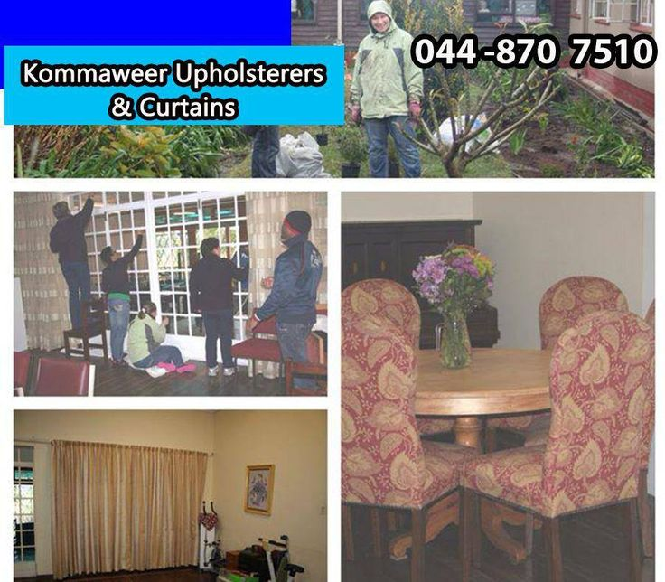The #KommaweerUpholsterers team is proud to have been part of the #Fancourt refurbishment project. We had the opportunity to re-upholster 22 chairs for the Rosemoor Home for the Aged, and made a real impact as part of our 67 minutes for #MandelaDay.
