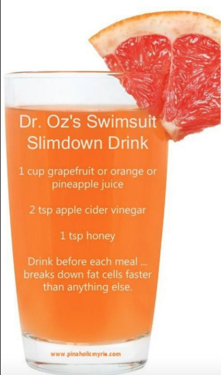 Swimsuit Slim Down Bikini Drink That Will Help You Get Rid Of Fat – Toned Chick