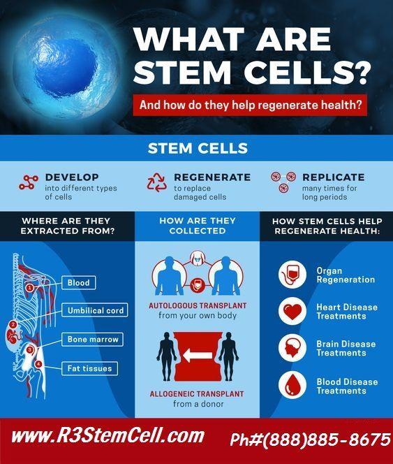 Use Of Stem Cells In Regenerative Medicine Chicago   R3 Stem Cell