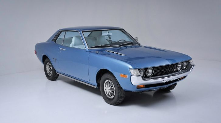 Spotless 1972 Toyota Celica For Sale [Photo Gallery]