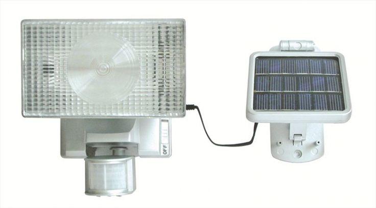 lampa solara cu senzor 3711S marca Globo