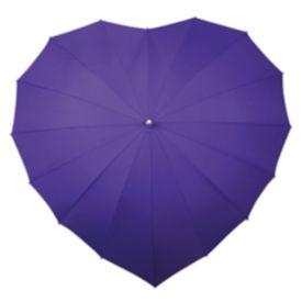 Heart umbrella (could be a good photo op) CUTE!!