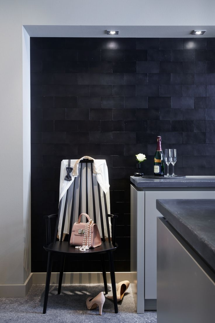 Dauby - Pure Tiles: 10x20cm aged iron, also available in white bronze ** www.dauby.be **