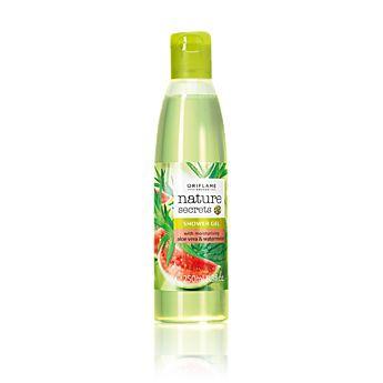 Hydratační sprchový gel s aloe vera a melounem Nature Secrets