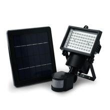 60 LED solaire panneau Infrarouge capteur de lumière avec détecteur de mouvement contrôle