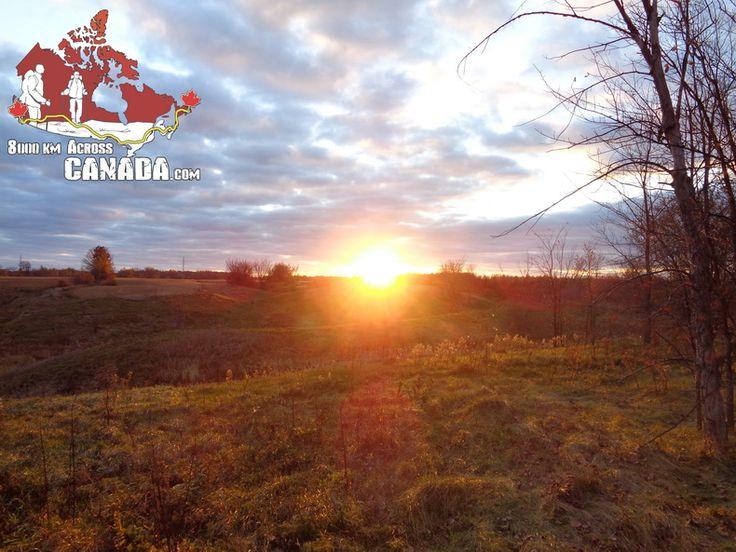 Training in Dorval #training  #canada #hahaha #sonycamera #sony #haha #bestoftheday #sunset