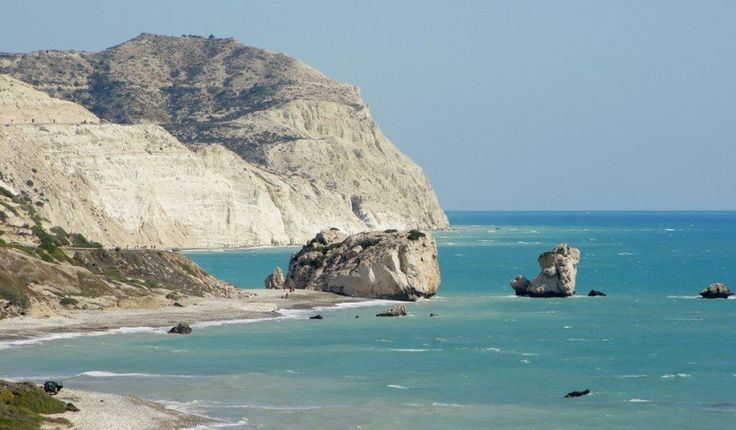 rock of Aphroditi, cyprus