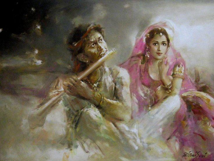 Prithvi Soni Paintings For Sale