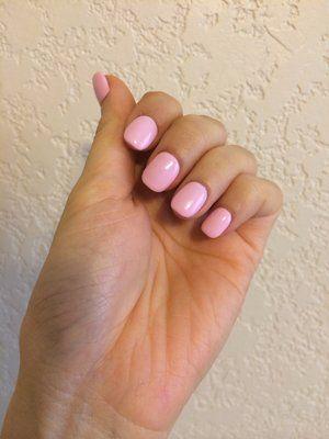 short square fake nails - Google Search