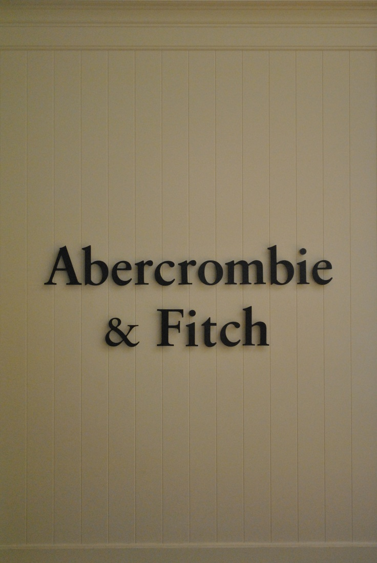 Organisational Structure of Abercrombie & Fitch