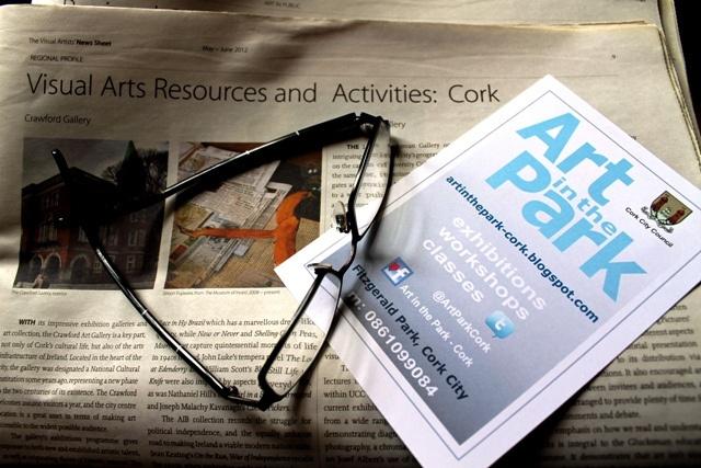 Fitzgerald Park - Cork City Ireland   photo by Marcelo Vidaurre Archanjo