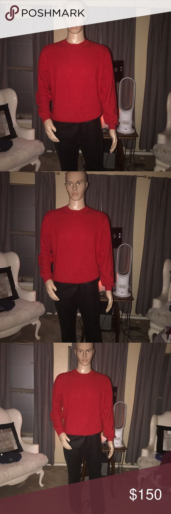 Men's cashmere sweater Men's cashmere sweater size medium in excellent condition. turnbury Sweaters