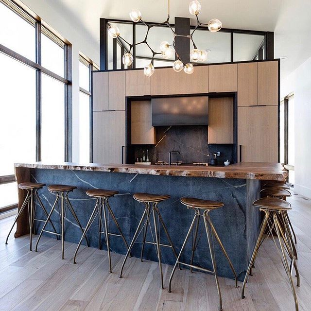 As A My Hubby S Woodworking Assistant I Have A Huge Appreciation For This 250 Year Old W Open Concept Kitchen Living Room Modern Kitchen Design Kitchen Living
