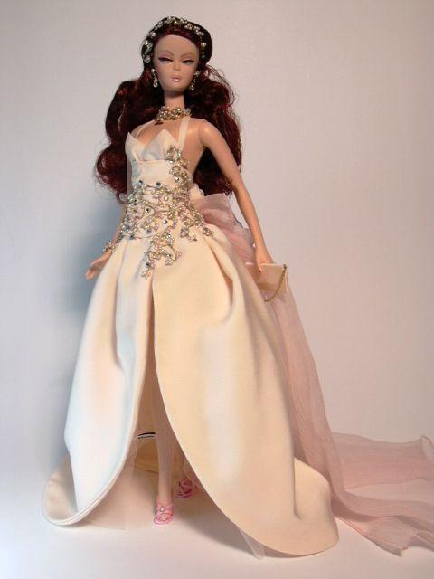 Barbie Ninfea Artist Creations Italian O.O.A.K. Fashion Dolls by Alessandro Gatti e Giuseppe De Bellis