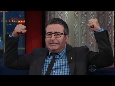 Salmon Cannon: Last Week Tonight with John Oliver (HBO) - YouTube