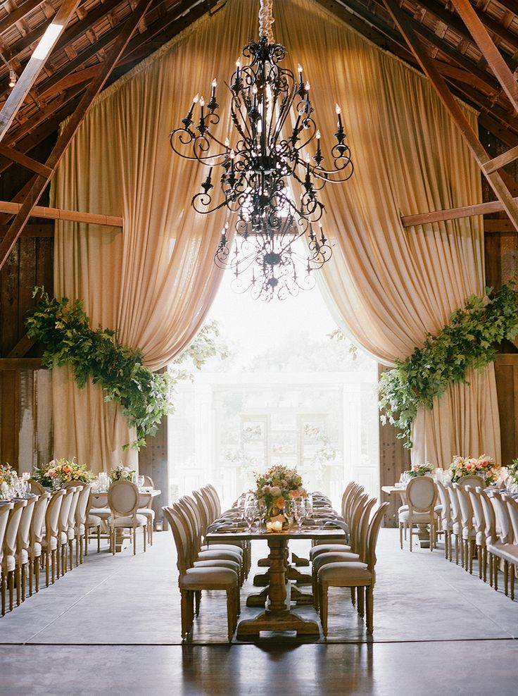 photographer  : Joel Serrato Films + Photographs | Venue : Santa Lucia Preserve | Floral Design : Mindy Rice | Event Design : Mindy Rice | Event Planning : Laurie Arons Special Events Read More on SMP: http://www.stylemepretty.com/2017/01/30/a-wedding-in-the-woods-with-nods-to-the-brides-equestrian-roots/