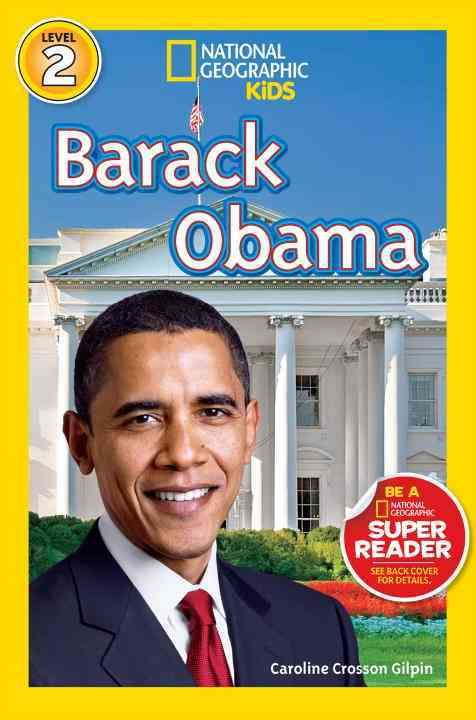 What biography series is complete without a title on the current U.S. President: Barack Obama? The election of an African American president was truly a monumental day in American history. His legacy