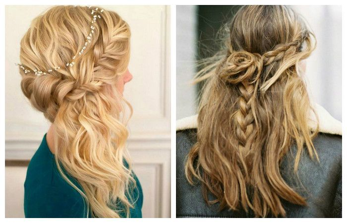 Frisurer langt hår: vælge og lære at gøre | beautysummary