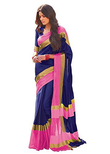 Saree(SRP Fashion Selection Women's Cotton Saree with blo... http://www.amazon.in/dp/B06XYTMSHB/ref=cm_sw_r_pi_dp_x_Cpj7yb1SGGH4A