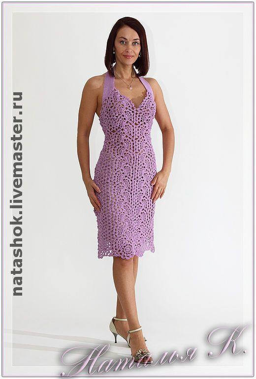 Купить или заказать Платье 'Элегия' в интернет-магазине на Ярмарке Мастеров. Авторская работа. Выглядит очень празднично и нарядно. Цвет нежно сиреневый. Цена указана с учетом пересылки. По желанию может прилагаться подъюбник телесного цвета. Цена подъюбника 200 руб.