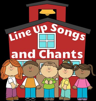 Line Up Song and Chants | Songs for Classroom Transitions | Readyteacher.com