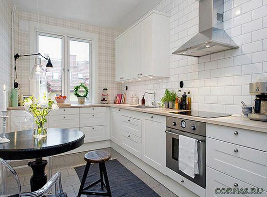 Дизайн кухни 8 кв.м фото