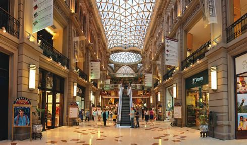 El Shoppings Mall con arte, historia & vanguardia – Galerías Pacífico