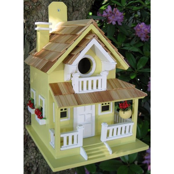 Decorative Bird House Theme And Kids Rooms Ideas: Unique Bird House