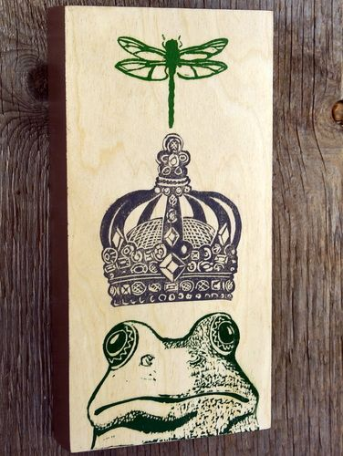 Woodland Totems by Cabot & Rose