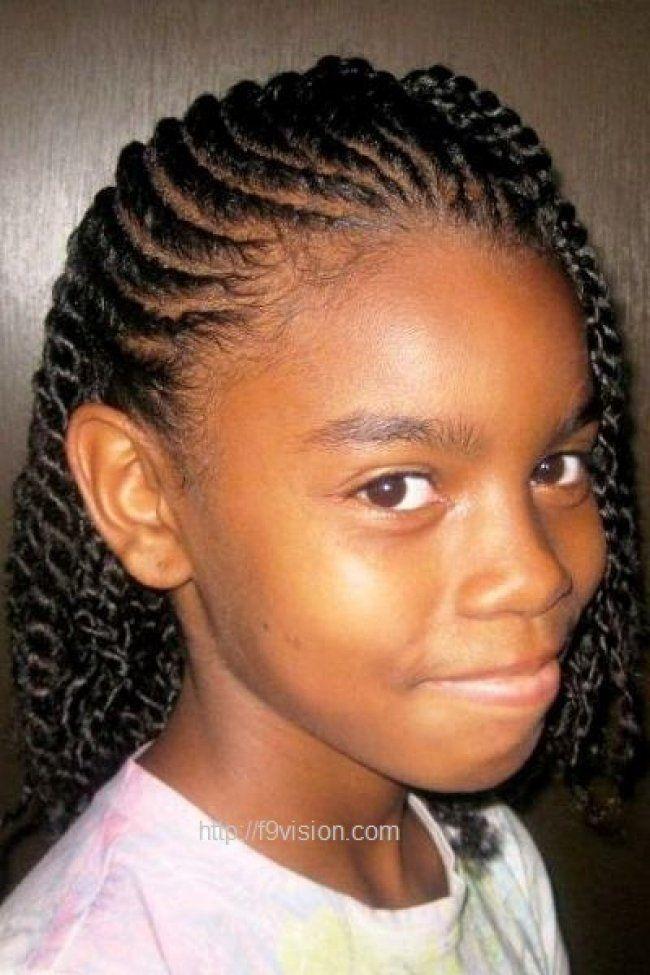 Little Black Girl Cornrow Hairstyles Allhairstyleswebsite